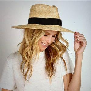 Brixton Joanna Hat - Honey Small NWT